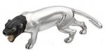 Статуэтка Пантера серебро с эмалью ST261