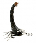Статуэтка Скорпион из серебра ST512-1