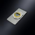 Зажим для денег СН ГРУ (эмблема из серебра)