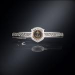 Серебряный зажим для галстука МОРПЕХ РОССИИ (серебро 925 пробы)
