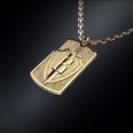 Золотой жетон ГСН ВЫМПЕЛ