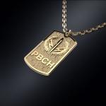 Золотой жетон РВСН РОССИИ