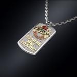 Серебряный жетон ВИТЯЗЬ (серебро 925 пробы)