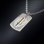 Серебряный жетон ВЫМПЕЛ (серебро 925 пробы)