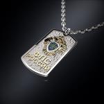 Серебряный жетон ФПС РОССИИ (серебро 925 пробы)